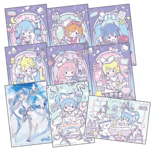 【キャンペーン】お買上2000円ごとにイラストカードをプレゼント!