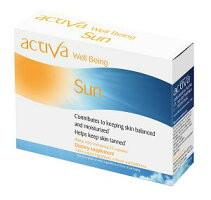 飲む日焼け止め&肌修復 Activa アクティバ SUN