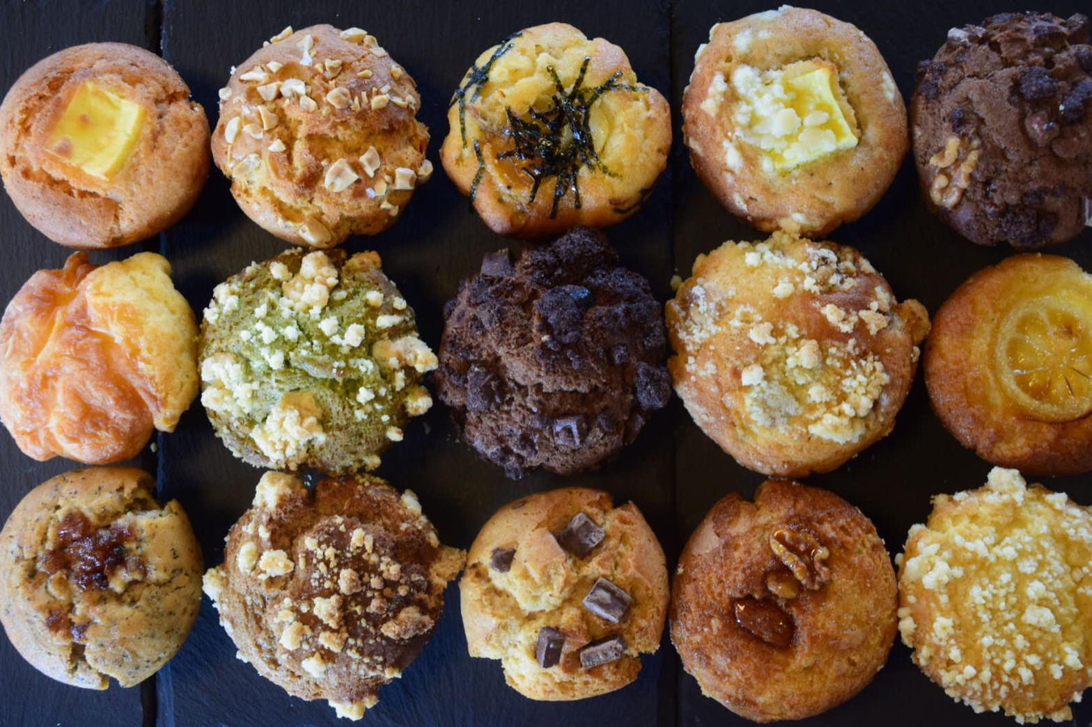 【Collecte de Muffins】 です