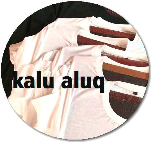 kalu aluq - silk print and Tshirts studio at Lombok