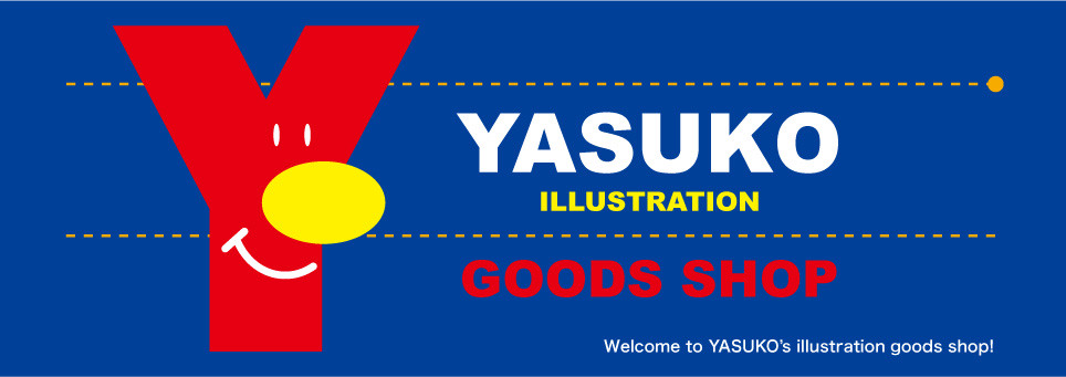 YASUKO's illustration goods shop