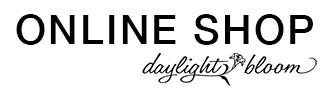 Online Shop by daylight bloom