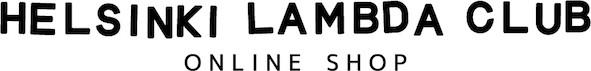 Helsinki Lambda Club ONLINE SHOP