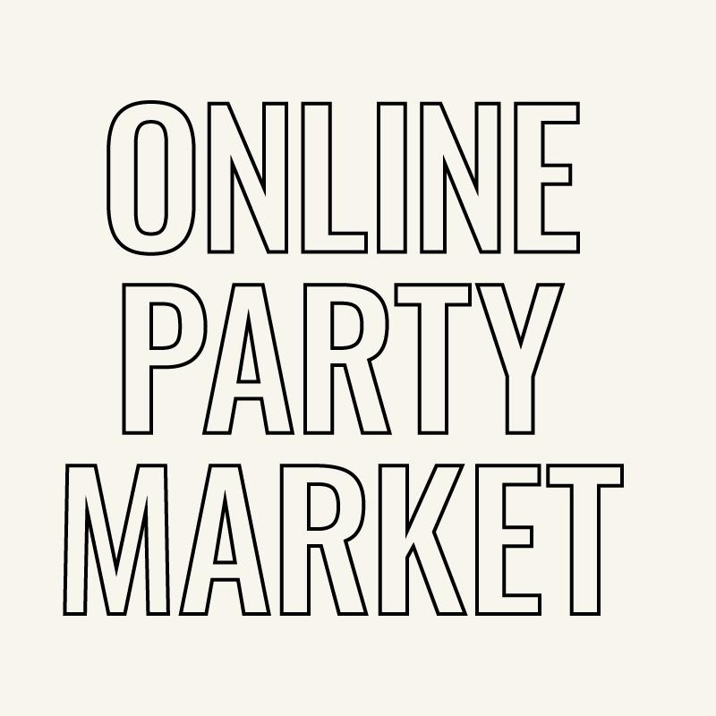 ONLINE PARTY MARKET|オンラインパーティーマーケット