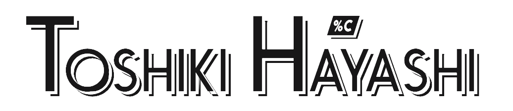 TOSHIKI HAYASHI(%C) WEB SHOP