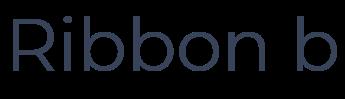 Ribbon b