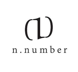 「 n.number/エヌナンバー 」オンラインショップ