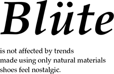 Blüte Online Store