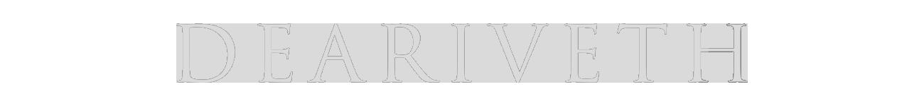 DEARIVETH Online Store