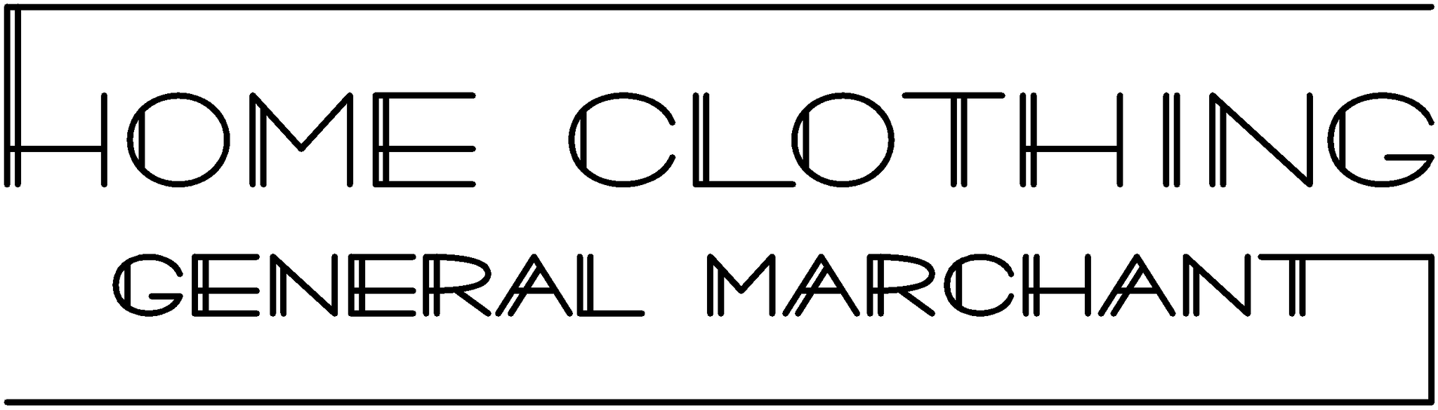 Home Clothing General Merchant