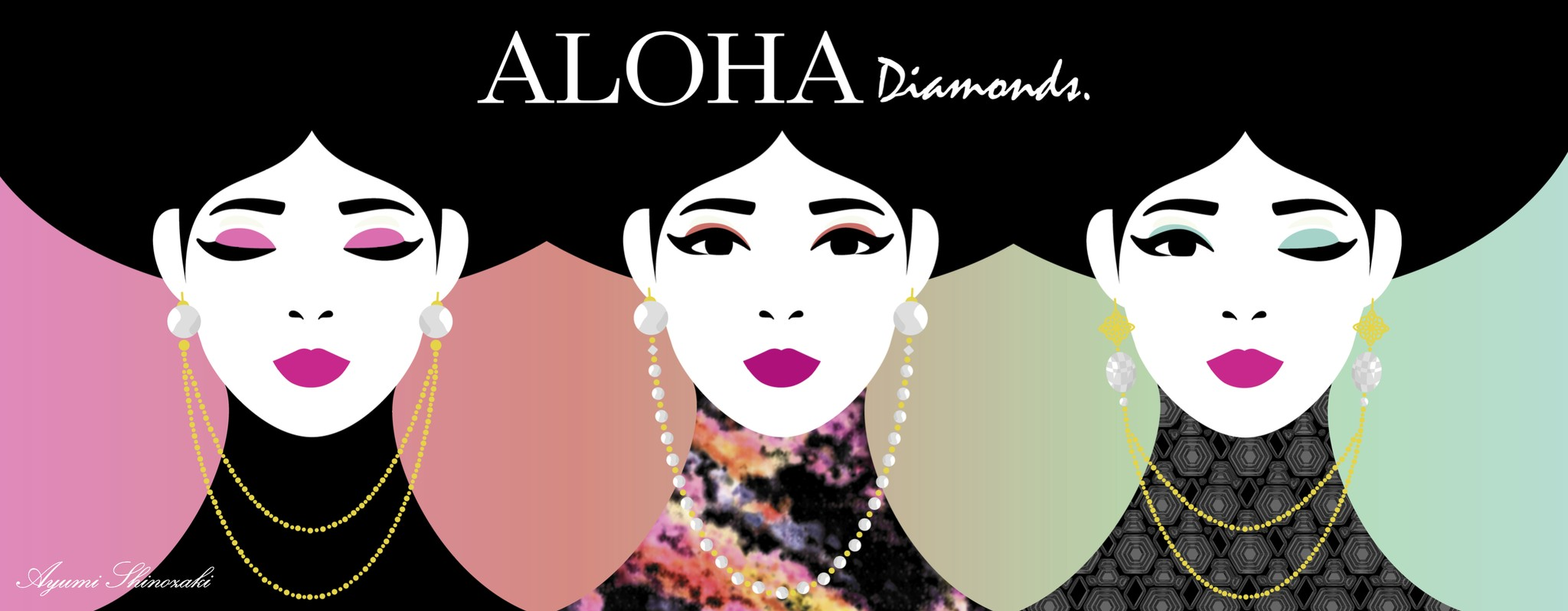 ALOHA Diamonds.