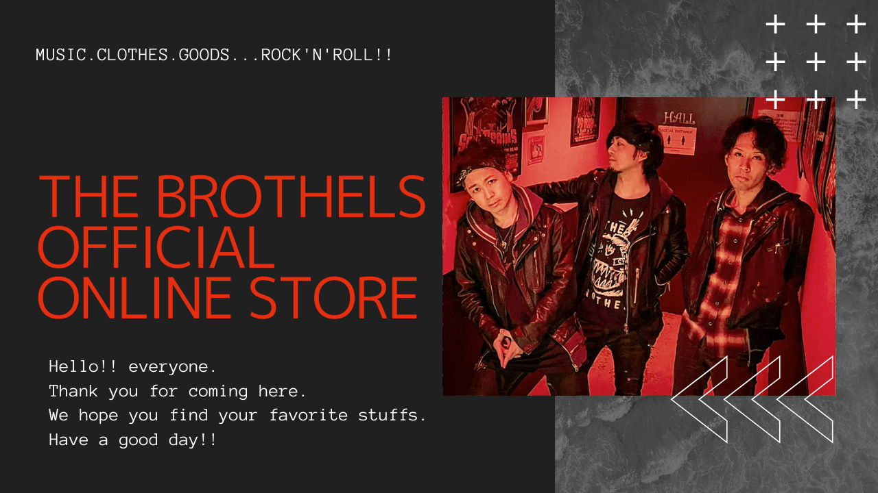 THE BROTHELS OFFICIAL ONLINE STORE