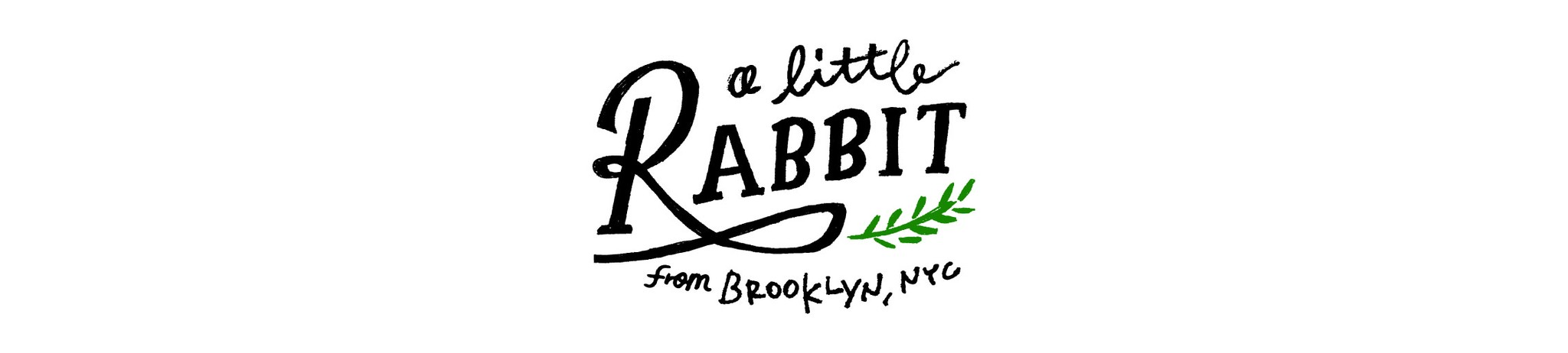 a little RABBIT