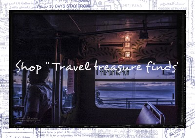 Travel Treasure finds