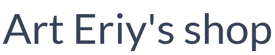 Art Eriy's shop