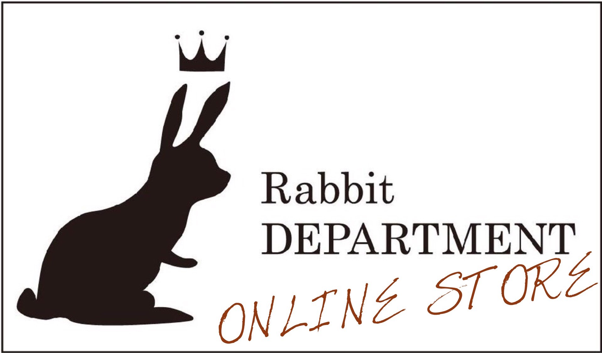 Rabbit DEPARTMENT ONLINE SHOP on the BASE
