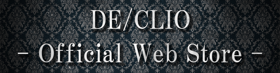 DE/CLIO -Official Web Store-