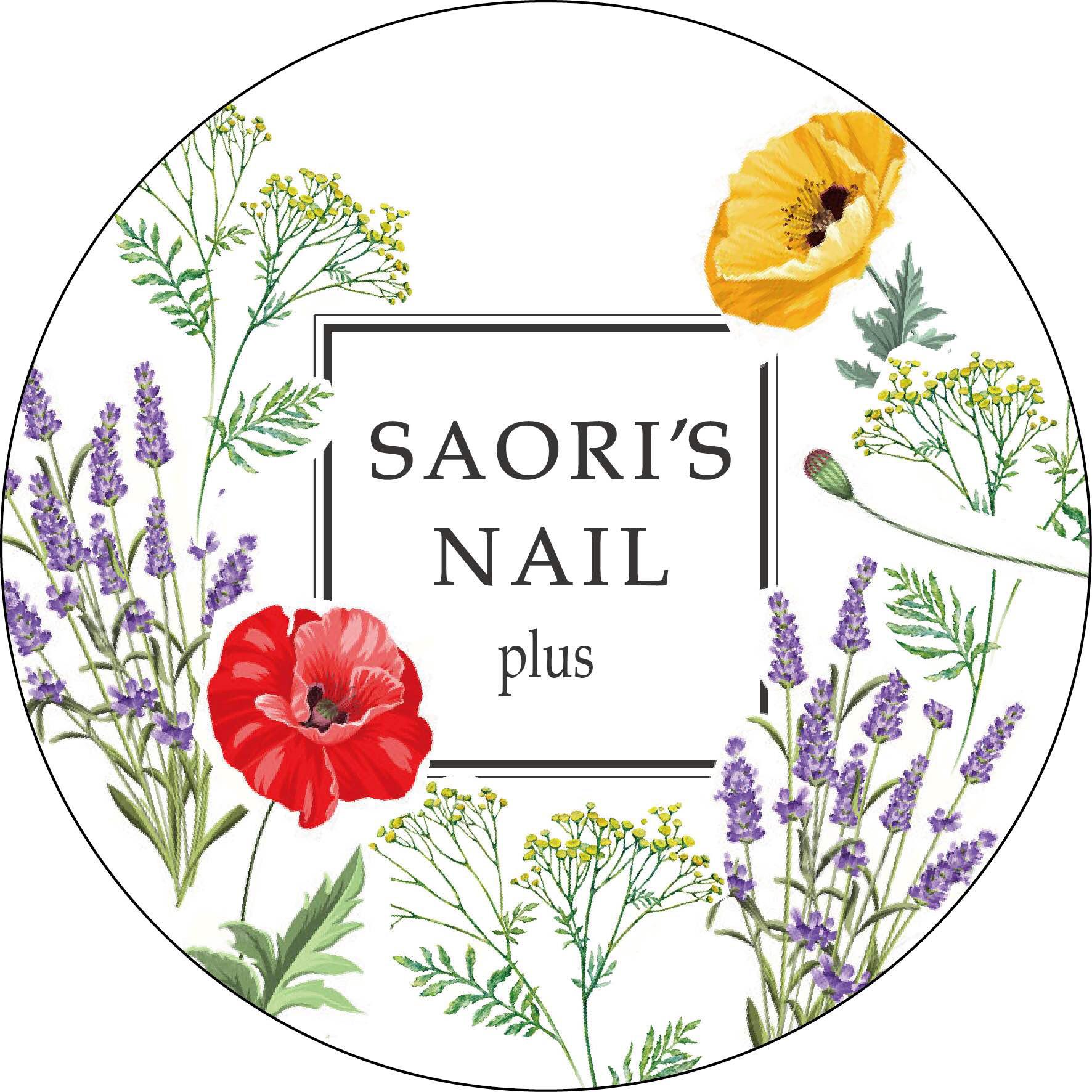 SAORI`s Nail
