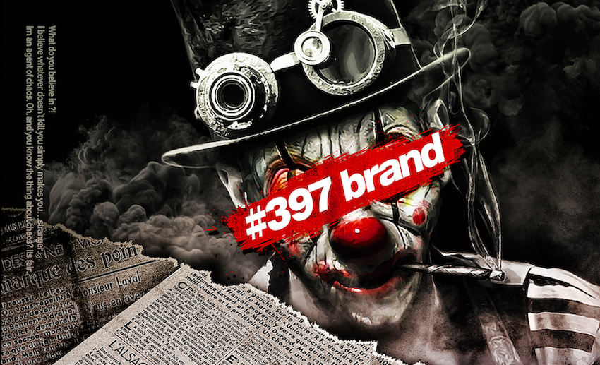 #397brand Official Web Store