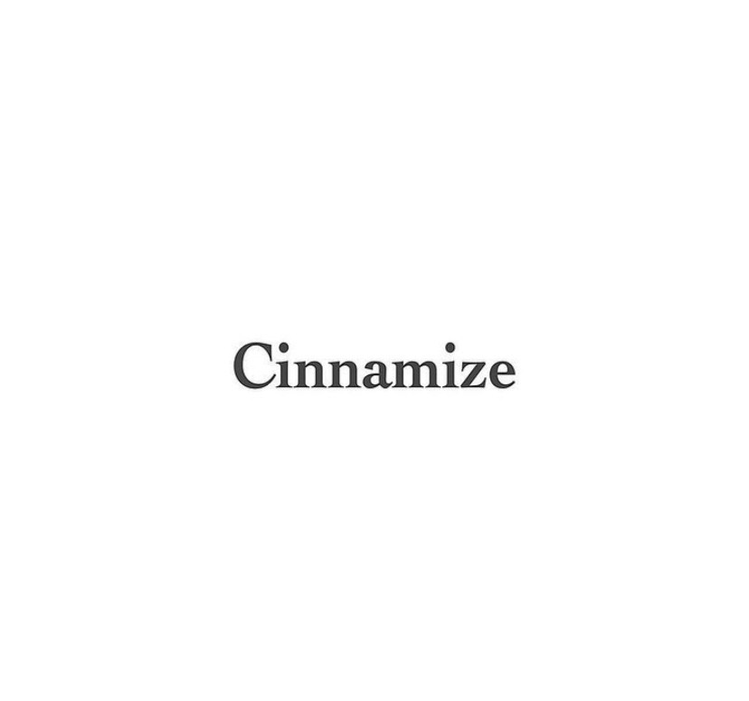 cinnamize