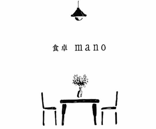 食卓mano