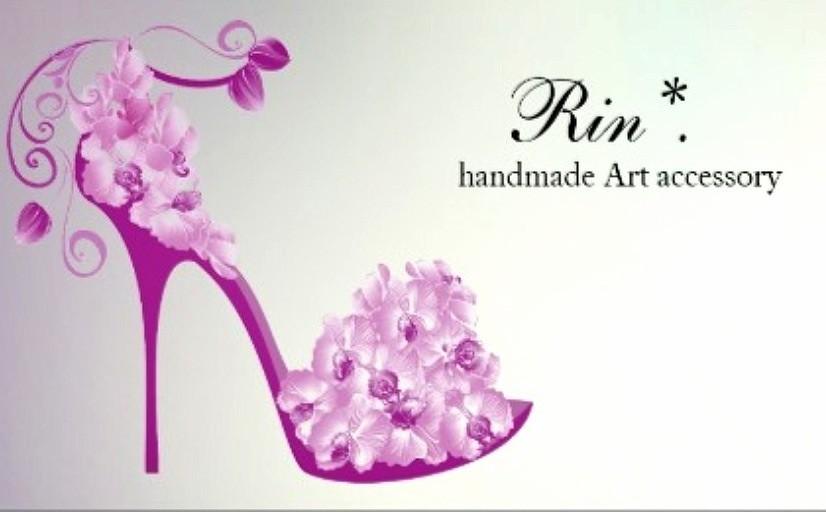 【Rin*.】‐ handmade Art accessory -