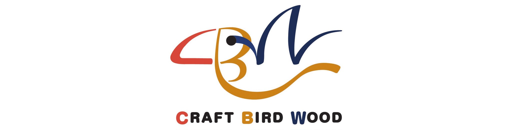 CRAFT BIRD WOOD