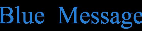 bluemessage
