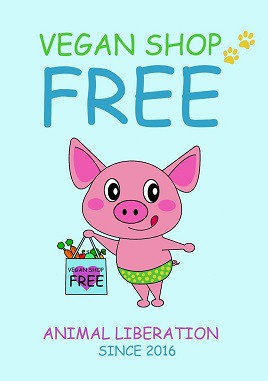 vegan shop  FREE