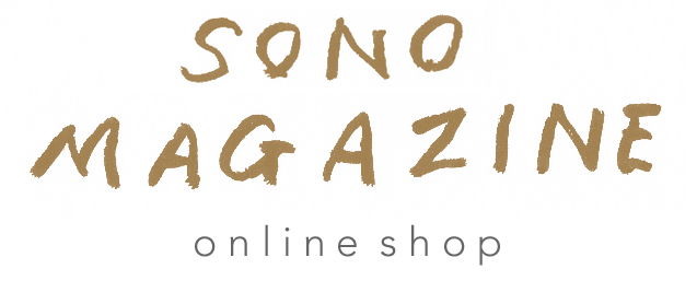 sonomagazine official shop