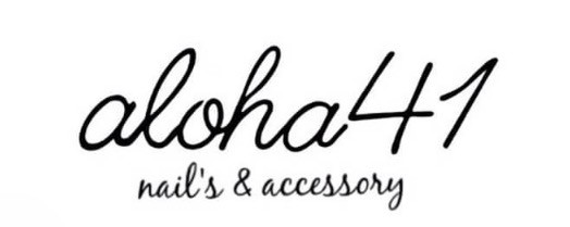 aloha41 nails and accessories