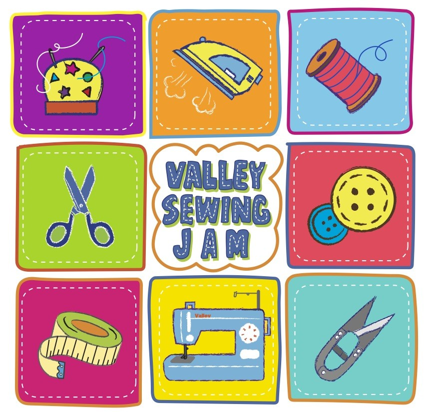 Valley Sewing Jam