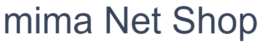 mima Net Shop