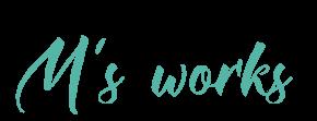 メイクレッスンと手帳活用講座 で 貴女の「なりたい」をお手伝い  M's works