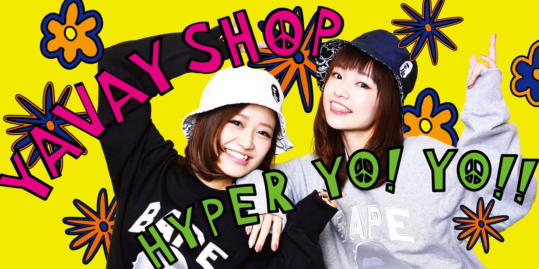 YAVAY ONLINE STORE (hy4_4yh OFFICIAL WEB SHOP)