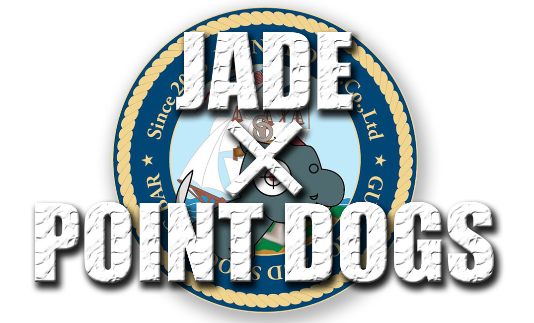 POINTDOGS×JADE
