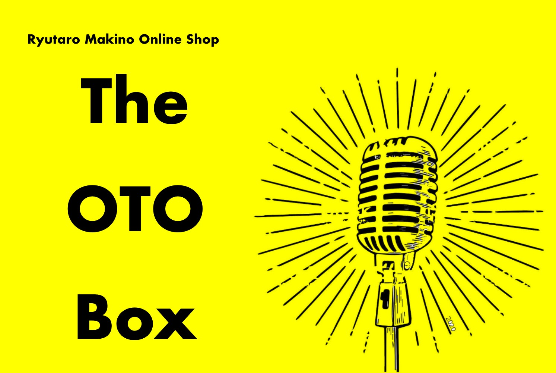 """Ryutaro Makino """"The OTO Box"""""""
