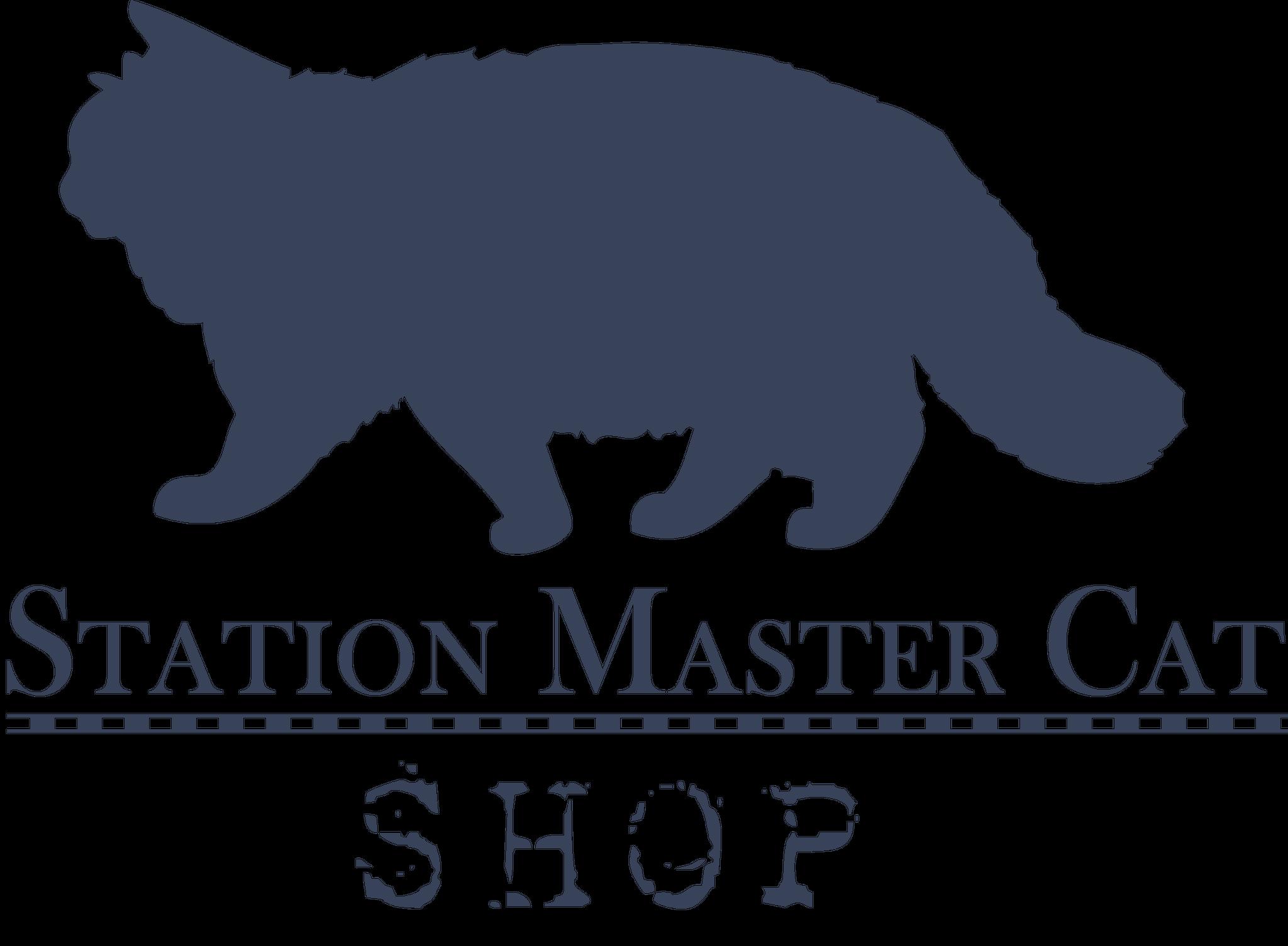 Station Master Cat