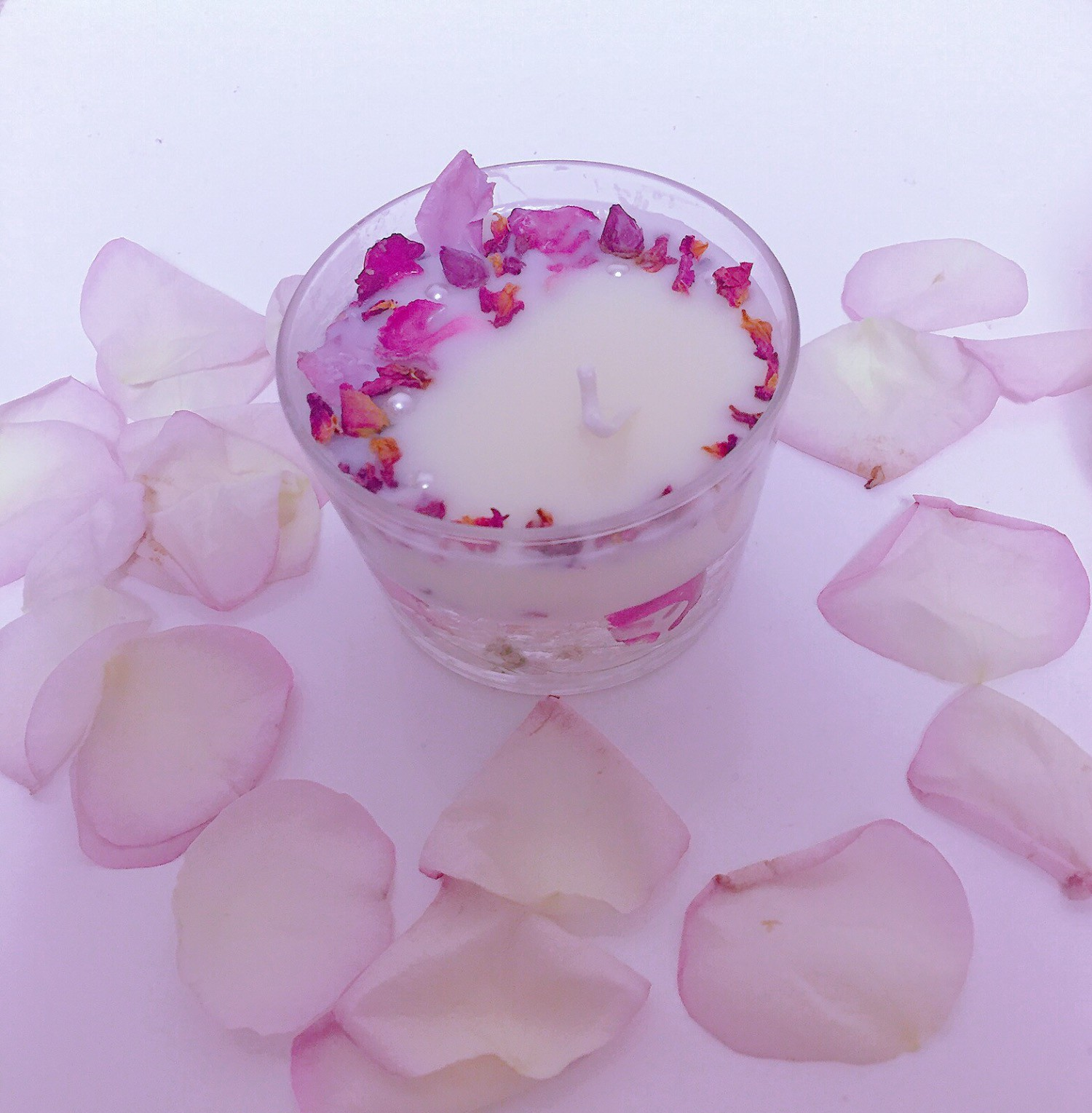 Violetta Beauty Candle