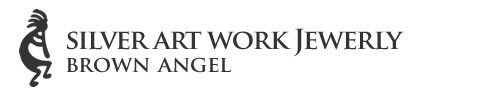 シルバーアクセサリーは沖縄の手作りシルバーアクセ | BROWN ANGEL