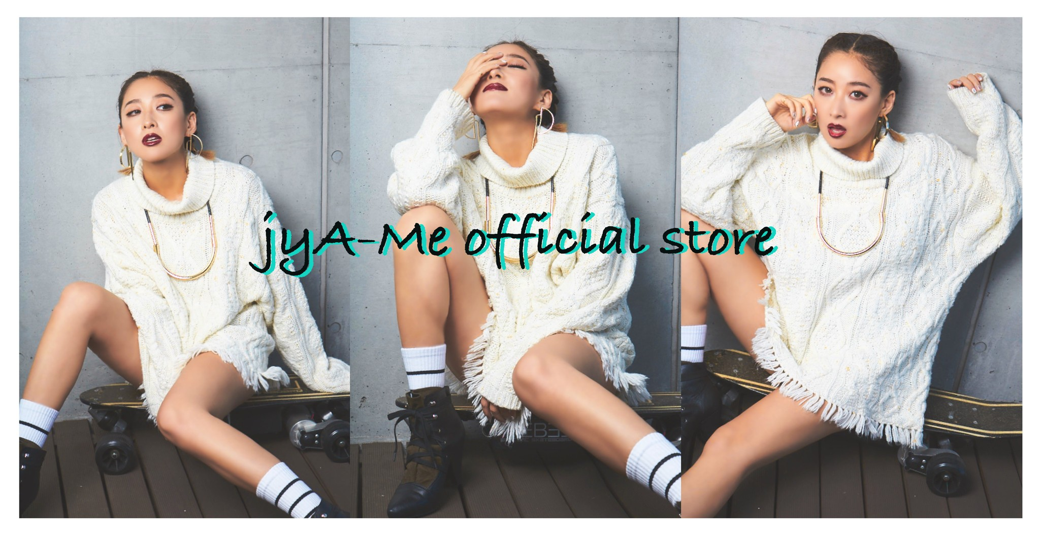 jyA-Me official store