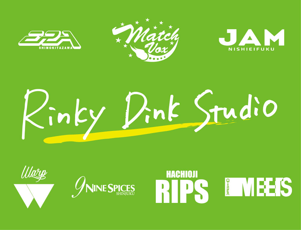 Rinky Dink LIVE HOUSE