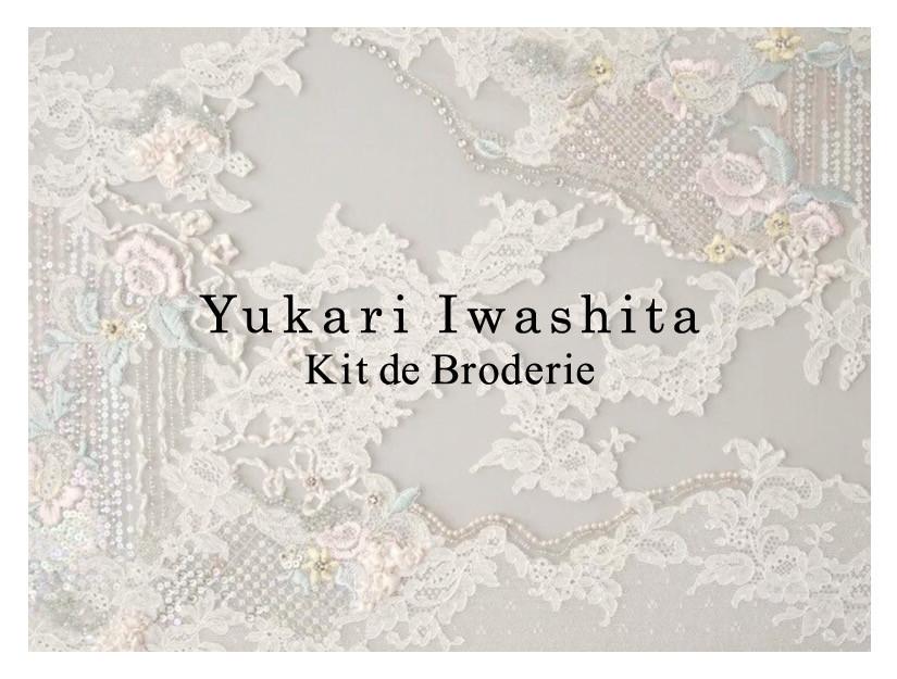 Yukari Iwashita Kit de Broderie