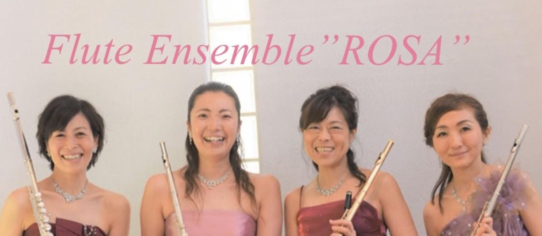 Flute Ensemble ROSA