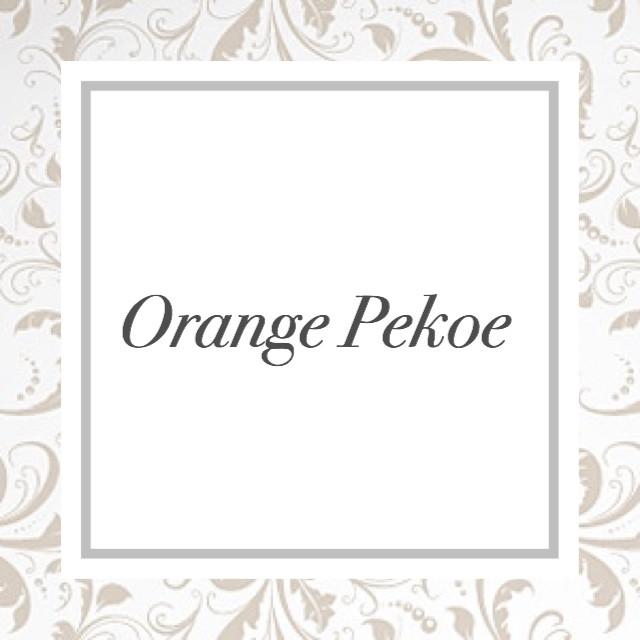 オレンジペコー
