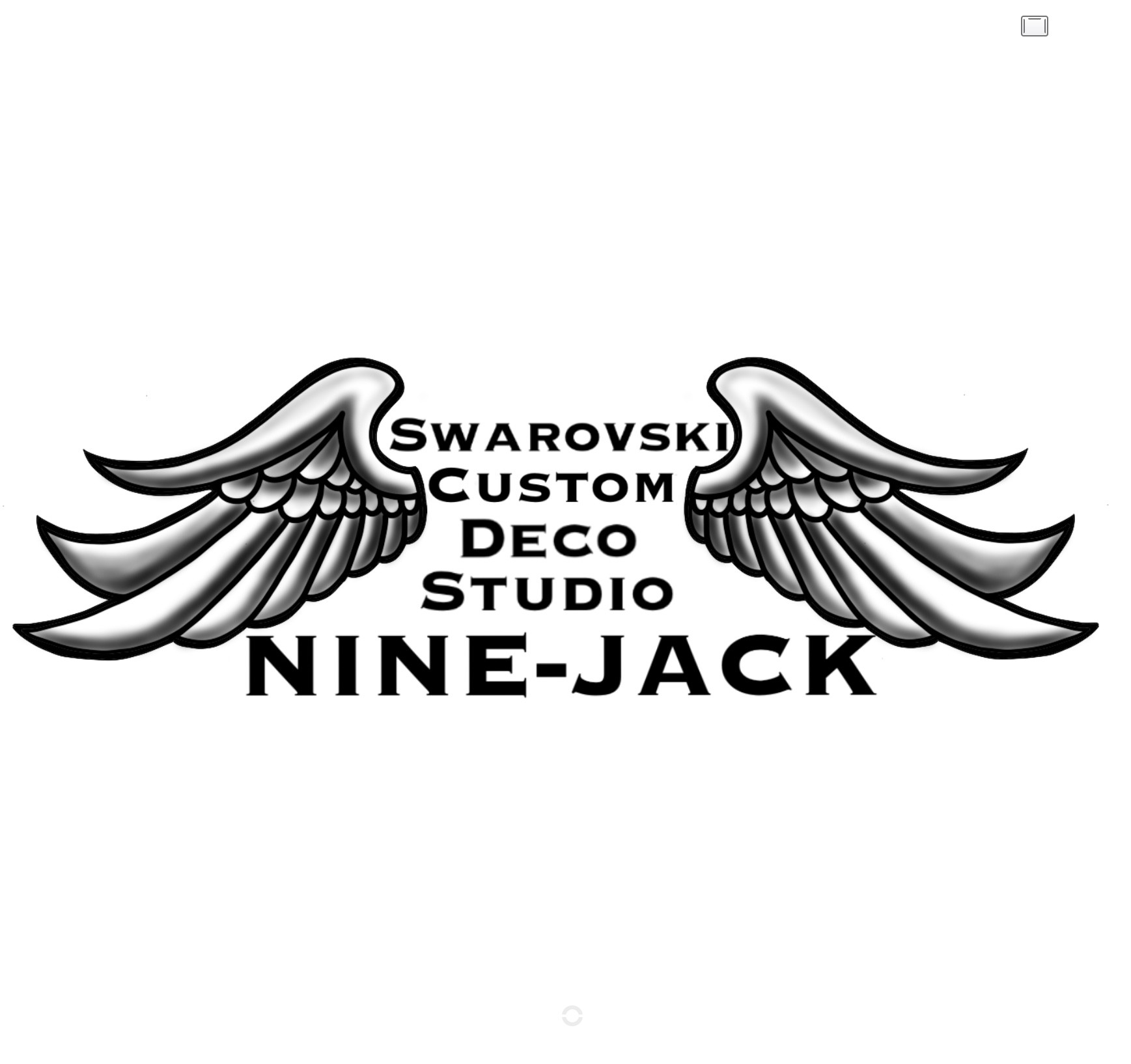swarovski custom deco studio NINE-JACK