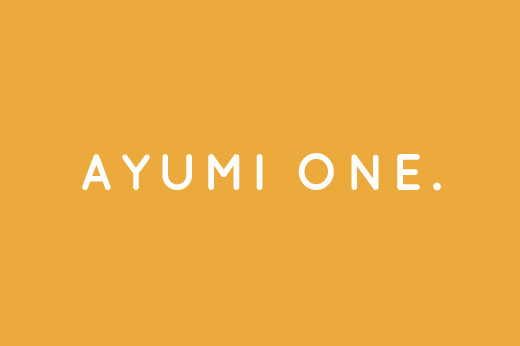 AYUMI ONE. OFFICIAL WEB STORE