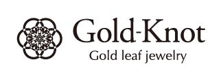 Gold-Knotオンラインショップ|伝統工芸を日常に身につける、金箔ジュエリー