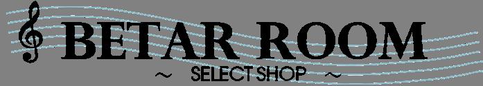 Betar Room Select Shop