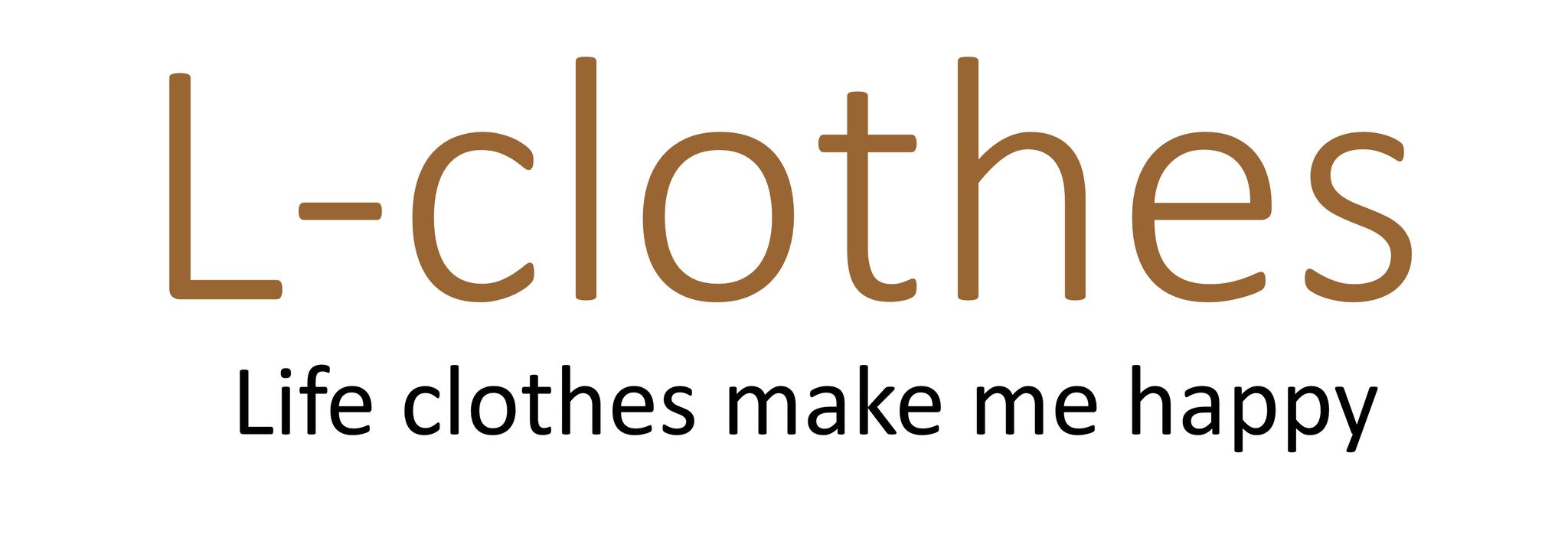 L-clothes | 毎日が楽しくなるfashion brand